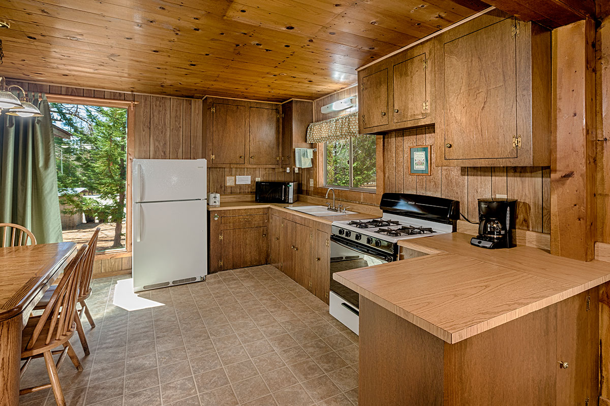 Cabin2 Kitchen