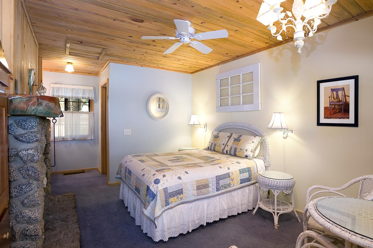French Country Rustic Themed Room